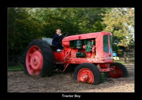 Tractor Boy by Gilly71