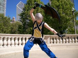 Riku vs... by MargotlaRue