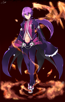 Elsword : Void Prince by TOSTOMATO