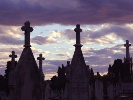 Headstones by Rosary0fSighs