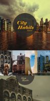 City Habits Photoshop Actions by leohernan