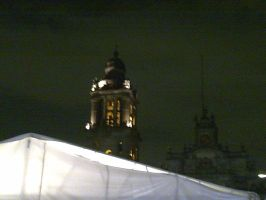 A night in the Zocalo by S-L-J-Rabling