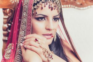 Asian Bridal shoot 6 by visualsoup