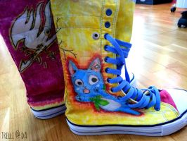 My sneakers by Trelli