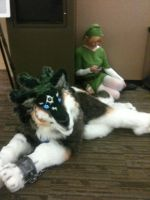 SakuraCon 2012: Link and Wolf Link by Fainting-Ostrich
