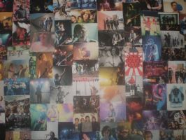 Tokyo Police Club Wall by Cleverun