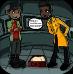 Red Dwarf -- Colored by yellowsnow