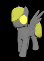 Pegasus Model Walk Cycle by AnScathMarcach