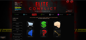 Elite Conflict - Layout by Kinetic9074