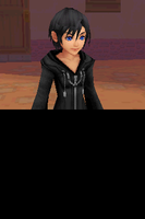 First sight of Xion's... by TGI-Zuzume