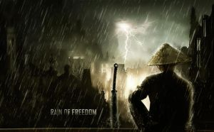 Rain of Freedom by xkillz