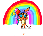 .:AG: Rainbow keronian Niatigra:. by lifegiving