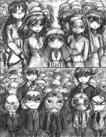 The Autobiography of Keroro X-Part 2 by TheLivingShadow