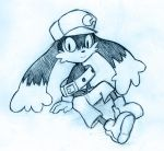 Klonoa sketch by Laphyn