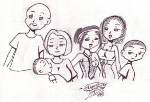 Family by xinxs