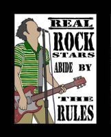 Rock Rules by greyweed
