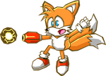 Tails Buster! by Cuddlesnowy