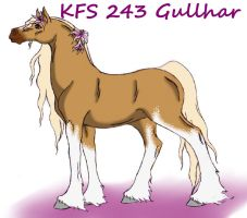 243 Gullhar by rempage