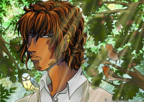 Nature Boy by Alix-Aethusa