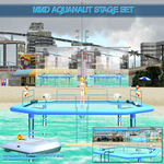 MMD Aquanaut Stage by Trackdancer