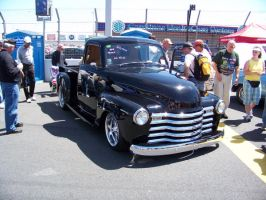 '50's Chevy Truck by DetroitDemigod