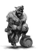 Nomad Dwarf by Frrruuussstraation