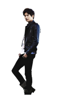 Minho (SHINee) PNG Render by MisSGuaRD