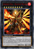 Armored King - Blazener Weapon by CardHunter