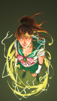 Sailor Jupiter by Rincs