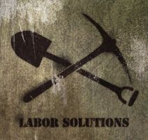 Labor Solutions Logo by EthicallyChallenged