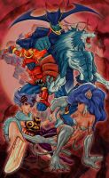 Darkstalkers by Frozforest