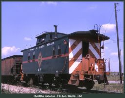 Shortline Caboose by classictrains