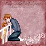 Edward and Nessie: Baby Gate Peekaboo by MandiPope
