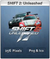 SHIFT 2 Unleashed - Icon by Crussong