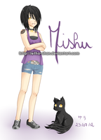 Request - Mishu by Letha-chan