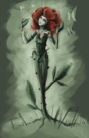 Miss Rose by Ludmila-Cera-Foce