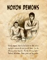 Noxon Demons by Charmed-BOS