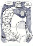 THING by Wieringo