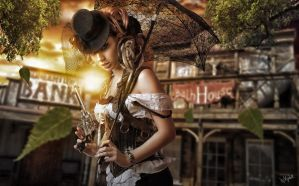 Ole West Steam Punk by MadSDesignz