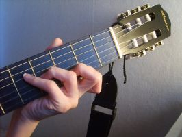 Guitar chords 108 by Kowia