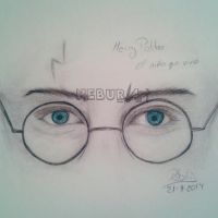 Harry Potter drawing. by NeburArt