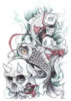 shigeki.zumi: tattoo sketchbook: 010 by fydbac