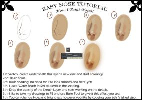 Nose Tutorial by DayonXVIII