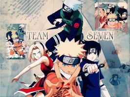 Team 7 wallpaper by RollingStar89