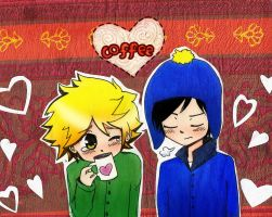Happy Valentine's day! -Creek by Maggie-and-Day