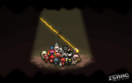 Binding of Isaac FanPaper : Familiars A by Gwafu