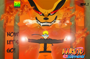 Naruto And Kurama Vs. The World!! by Sal-88