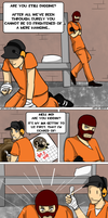 Jailbreak - Team Fortress 2 by alwaysthescoundrel