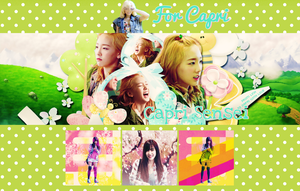 [T.r] For Capri by LinhYul