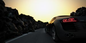 Audi R8 Evening by ColdFusion20